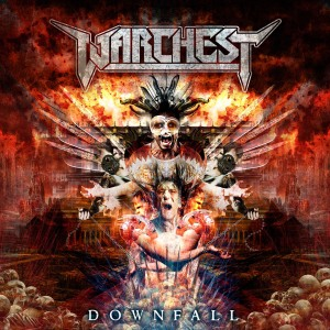 WARCHEST CD - DOWNFALL OK