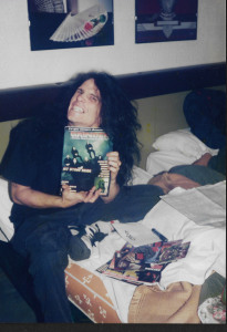 MORBID ANGEL - Trey firmando autografos2